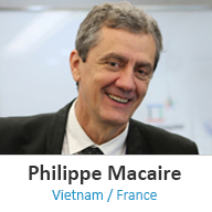 Philippe B Macaire